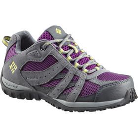 Columbia Redmond WP Sko Børn grå/violet